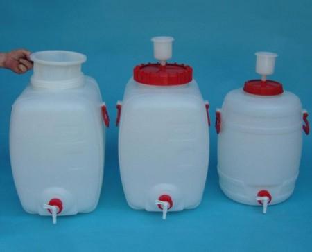 Plasttanker 10 til 500 liter - foredlingsutstyr - elvathun.no