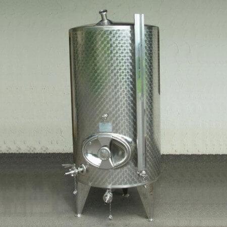 Tank 1000 liter - foredlingsutstyr - elvathun.no